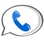 symbol used to represent Google Voice